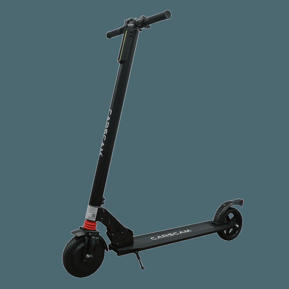 LED大燈鋁合金6.5吋智能折疊電動滑板車