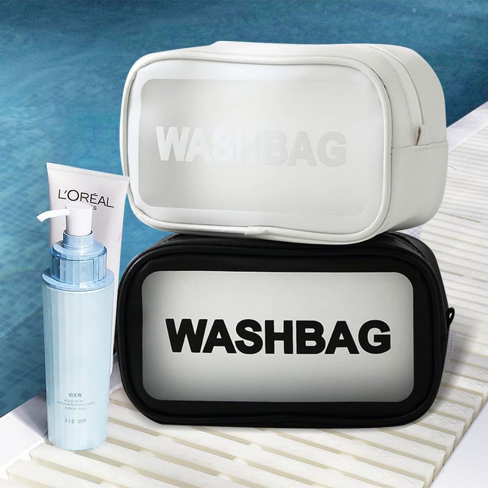 防水透明洗漱戶外收納包