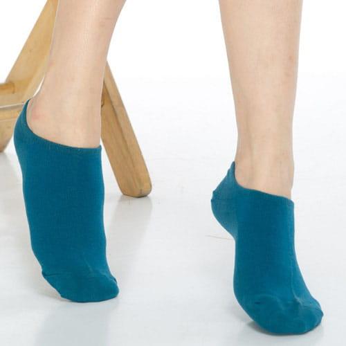 網狀造型船襪中性x4雙C97001