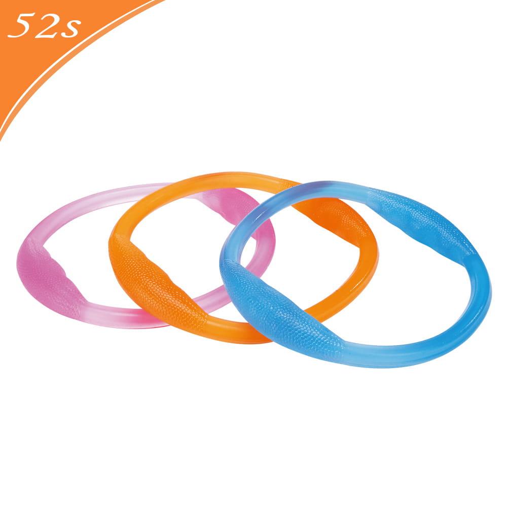 52s 舒活果凍彈力拉繩(圓形)