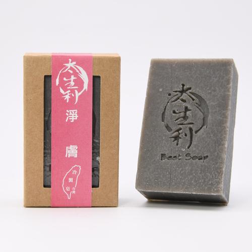 【太生利】淨膚皂-台灣冷製手工皂