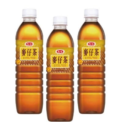 愛之味 麥仔茶(590mlx4入)