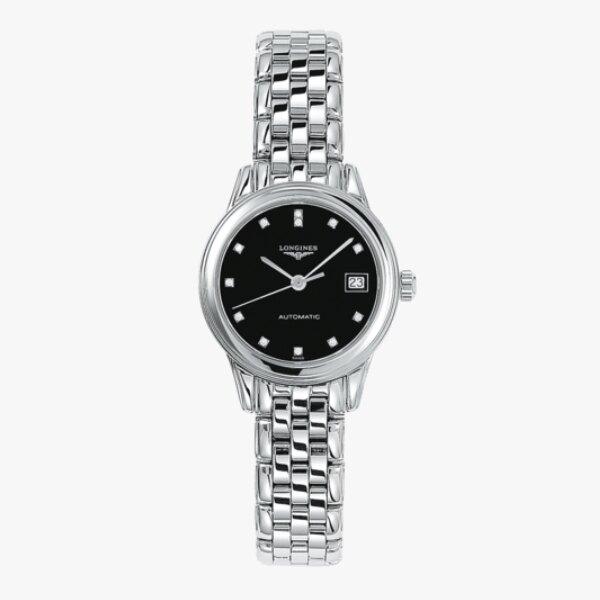 LONGINES 浪琴 L42744576 軍旗系列機械腕錶 26mm