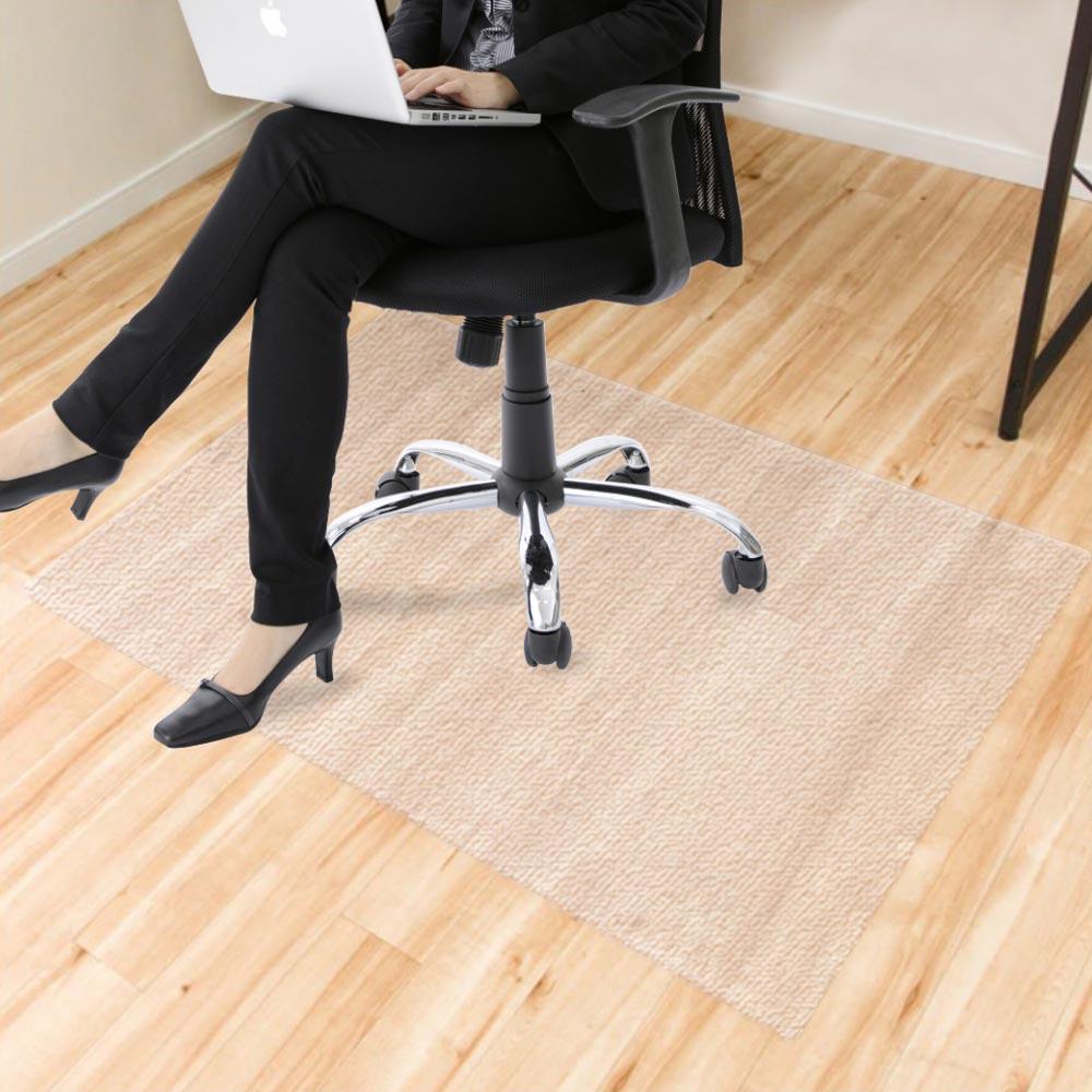【貝斯】地板保護墊/電腦椅保護墊(100x120cm)