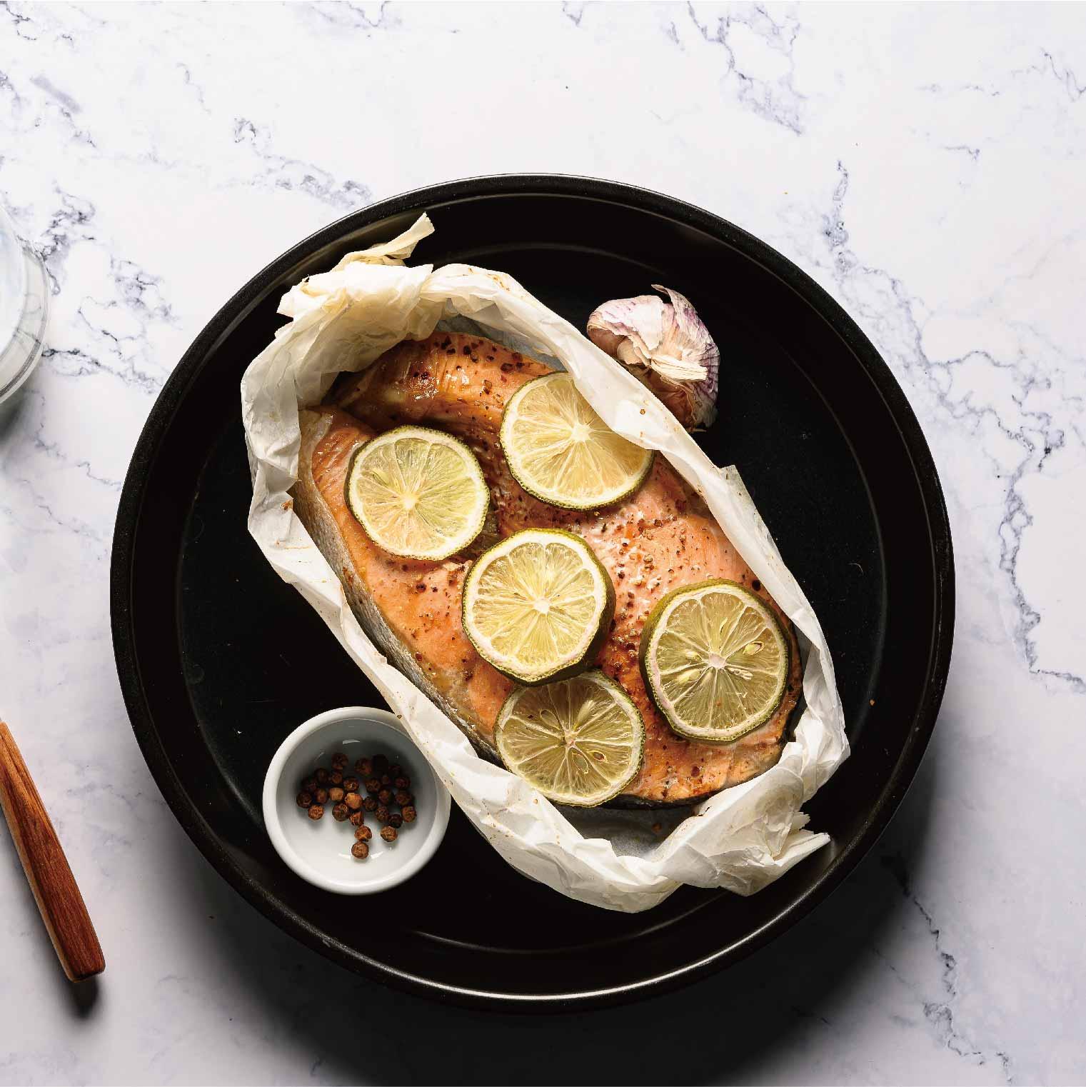 【晉元生鮮美食專賣店】鮭魚切片【450公克】