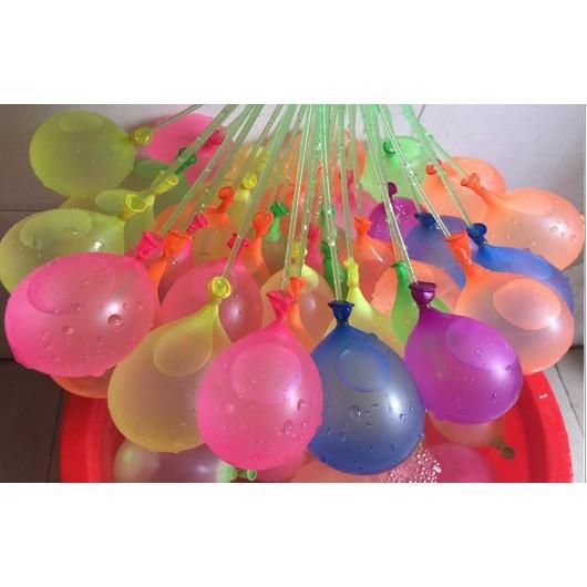 派對達人生日用品.夏季戲水.各式汽球-神奇水球/快速灌水球