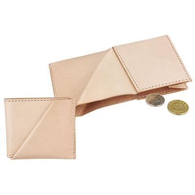 IVAN DIY材料包/柯比零錢包/本色44122-96