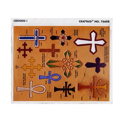 IVAN 描圖版/十字架(一)76608-00