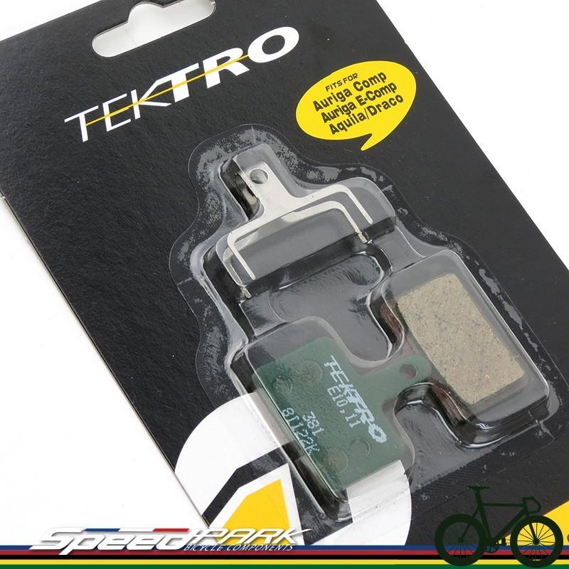 速度公園tektro e10.11 f/r 來令片 綠色 登山車 自行車 煞車 煞車塊 8l1