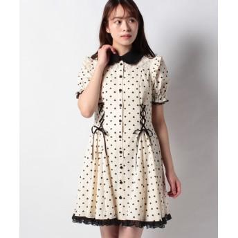 (Secret Honey/シークレットハニー)トランプ柄ワンピース/レディース ホワイト