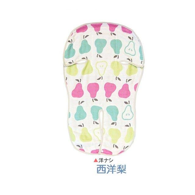 日本製 Sandesica六重紗透氣-推車墊五種花色【漾媽咪快樂購】