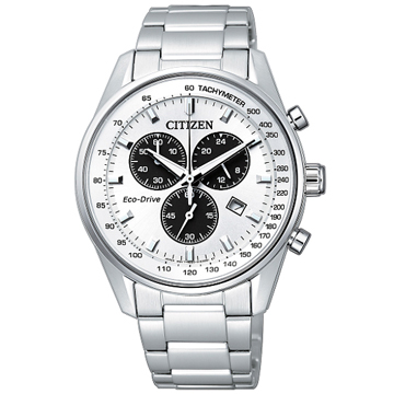 CITIZEN  競賽速度計時光動能男錶AT2390-58A