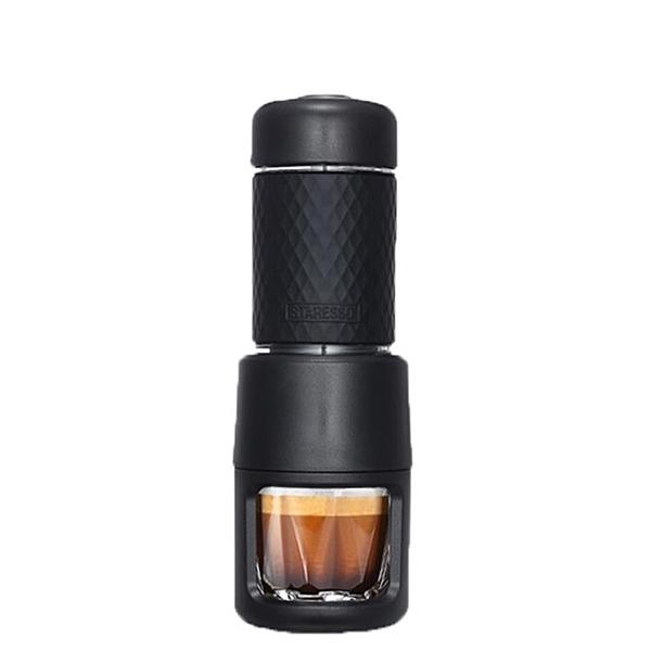 咖啡機 STARESSO二代意式迷你手壓膠囊咖啡機 家用便攜式沖煮壺杯打奶泡 優拓