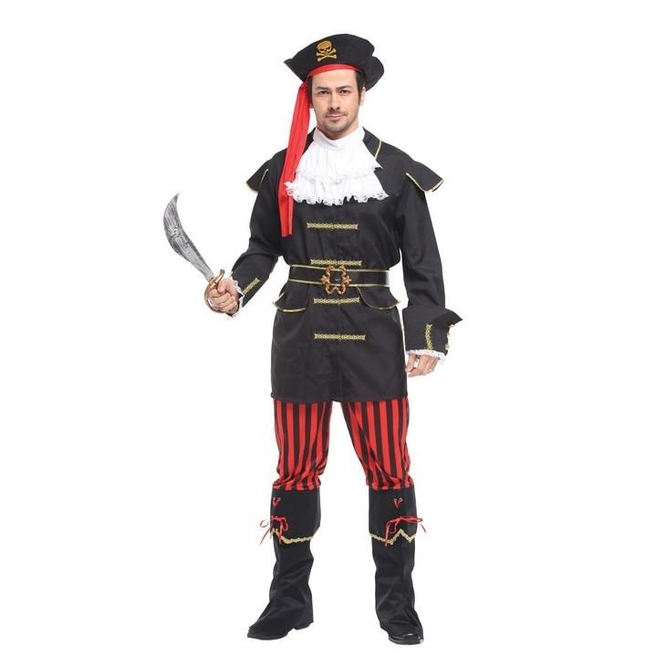 派對達人萬聖節服裝,聖誕節服裝.海盜裝.海盜服裝.大人變裝服/皇家海盗王