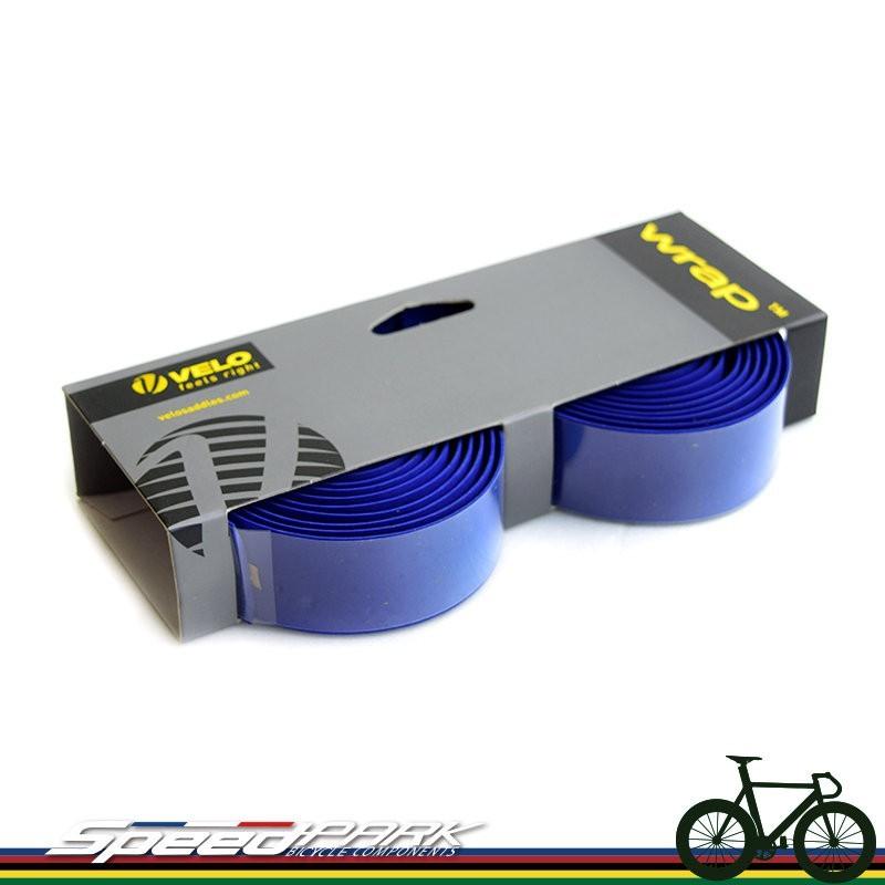 速度公園velo wrap eva 款手把帶/手把纏帶 (單色款) (一車份 / 二入) 藍色