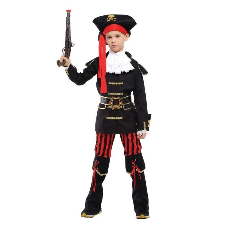 派對達人萬聖節服飾,萬聖節服裝,聖誕舞會,變裝派對,兒童變裝服.海盜服裝-皇家海盗王子