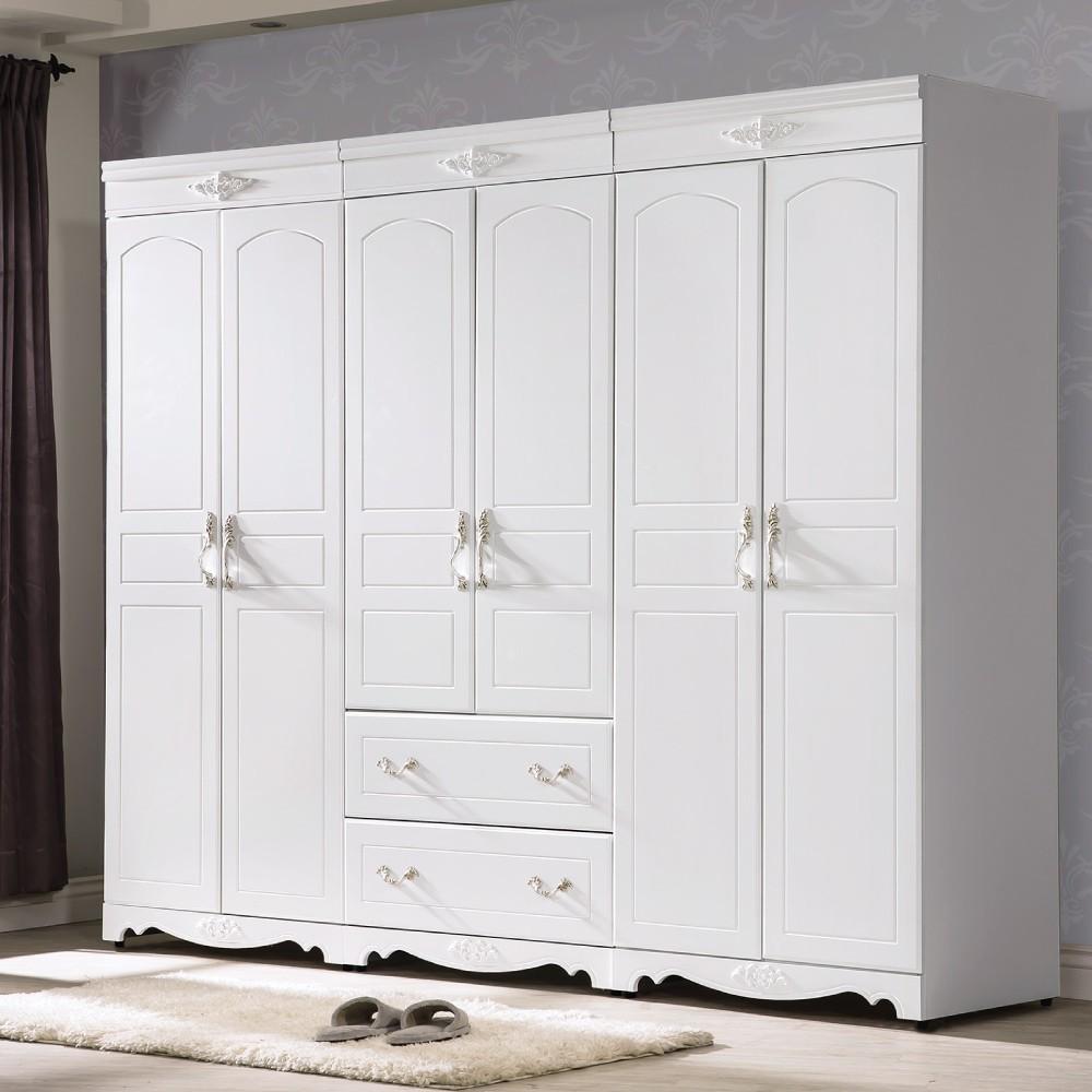 as西莉亞歐風8尺衣櫥