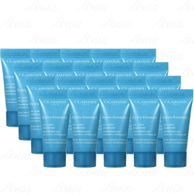 CLARINS 克蘭詩 水潤奇肌涼感保濕凝凍(5ml)*20
