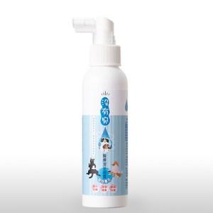 【沒有臭】醫療潔牙凝露 寵物專用120ml(用噴的/除口臭/醫大技轉)120ml