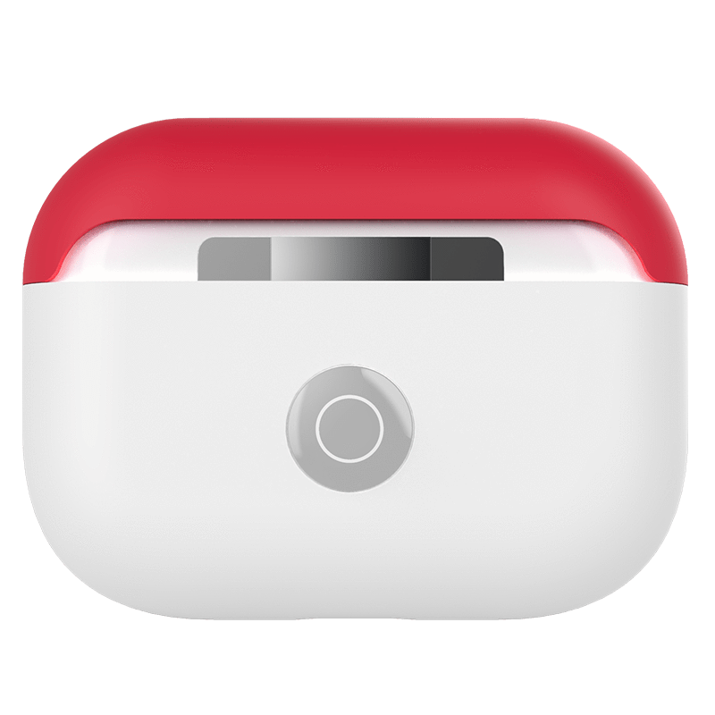 Colors 耳機套 (For AirPods Pro)-白色