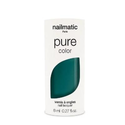 Nailmatic 純色生物基經典指甲油-MIKY-山林綠