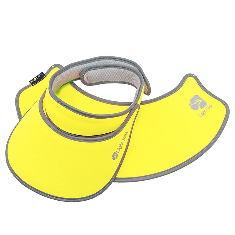 【極淨源】Light SPA 美肌光波防曬兩用扣扣帽