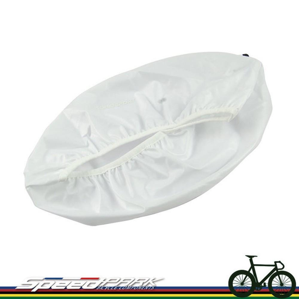 速度公園ohiosport 安全帽透氣防水套 白色 防水套 防水 保護安全帽