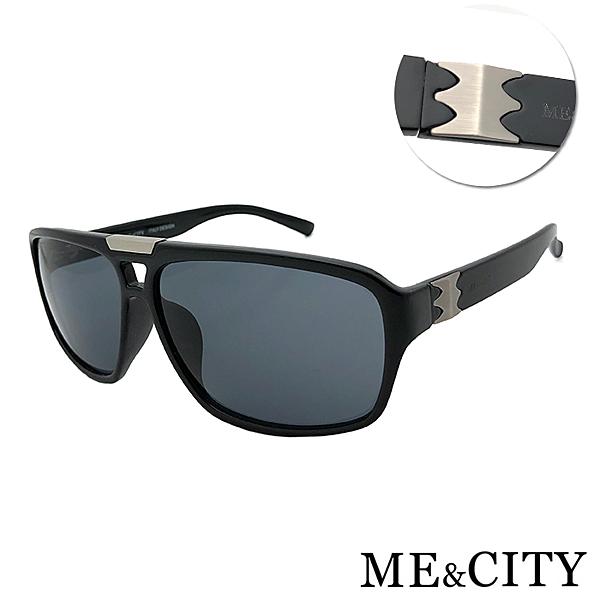 ME&CITY 韓版飛行員太陽眼鏡 抗UV400(ME1105 L01)