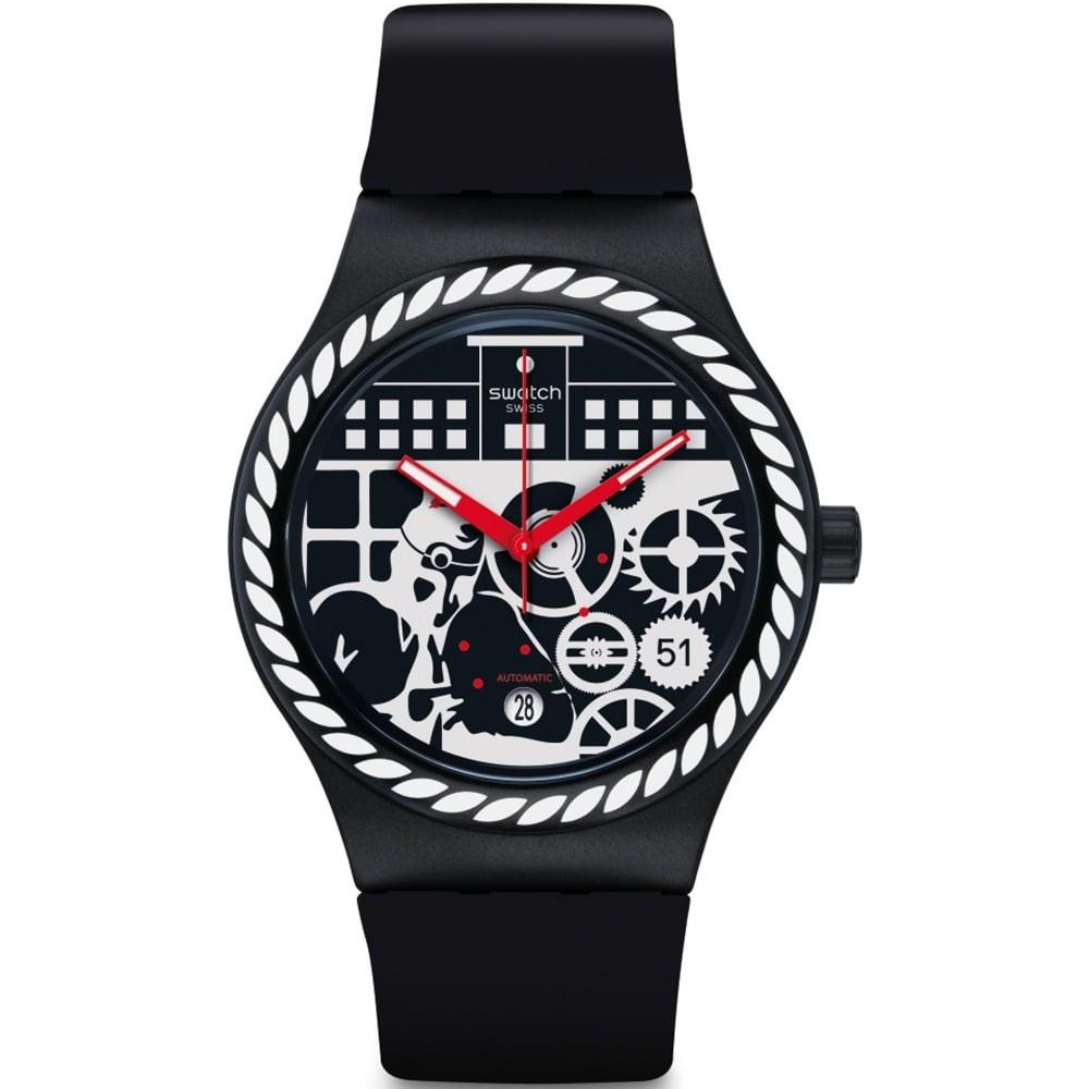 SWATCH 瑞士錶 SISTEM SCHWIIZ SUTB404 保證全新公司貨 附原廠保證卡 享原廠兩年保固