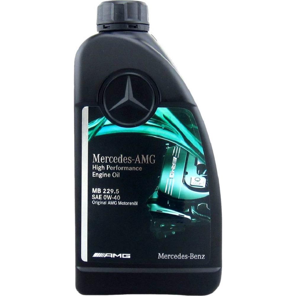 賓士 Mercedes-Benz MB 229.5 0W40 旗艦性能全合成機油 AMG專用