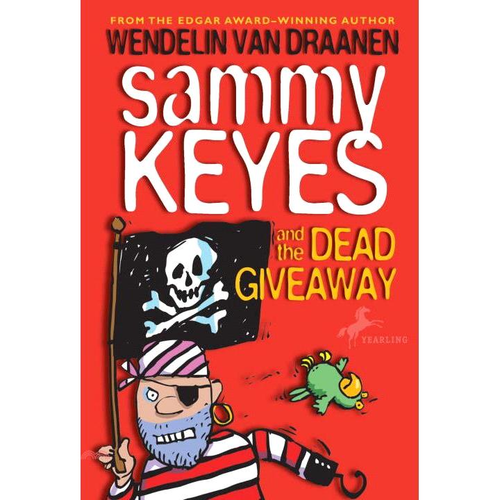 Sammy Keyes #10: The Dead Giveaway (平裝本)【三民網路書店】[79折]