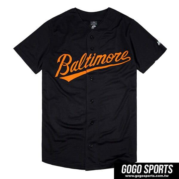 巴爾的摩金鶯 經典款 棒球球衣