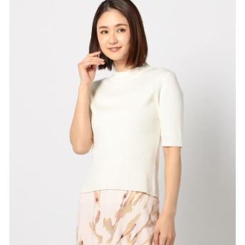 【ミューズ リファインド クローズ/MEW'S REFINED CLOTHES】 ウォッシャブルボトルリブニット