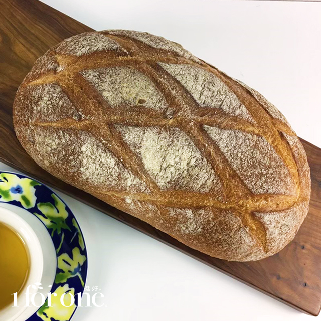 【1 for one 挺好】 在地簡單味道「高雄蜂巢」麵包 2入