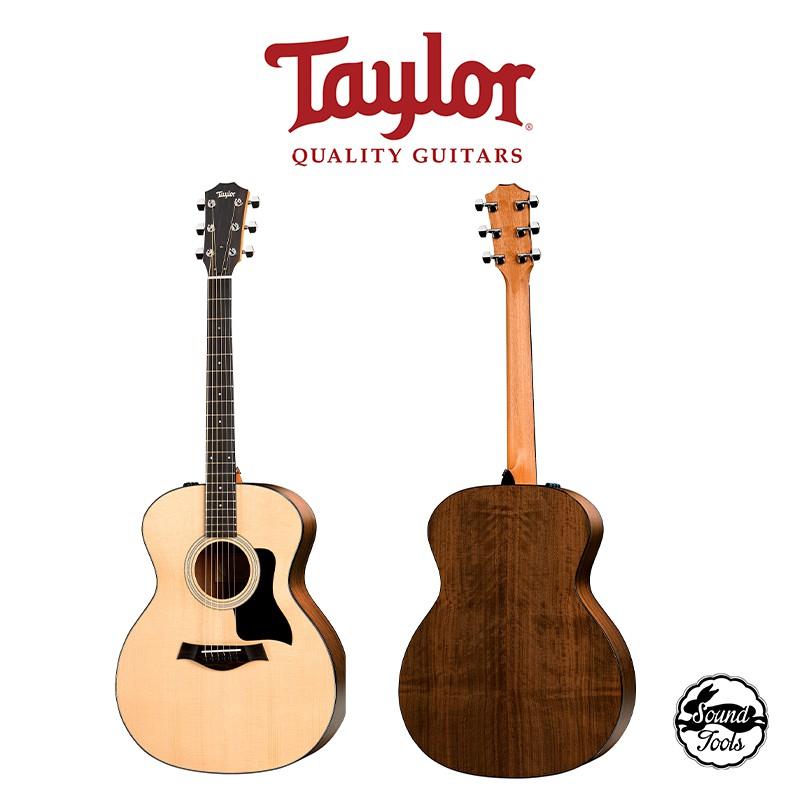 Taylor 114e 電木吉他 GA桶/平光 附原廠琴袋【桑兔】