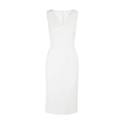 Short rayon dress