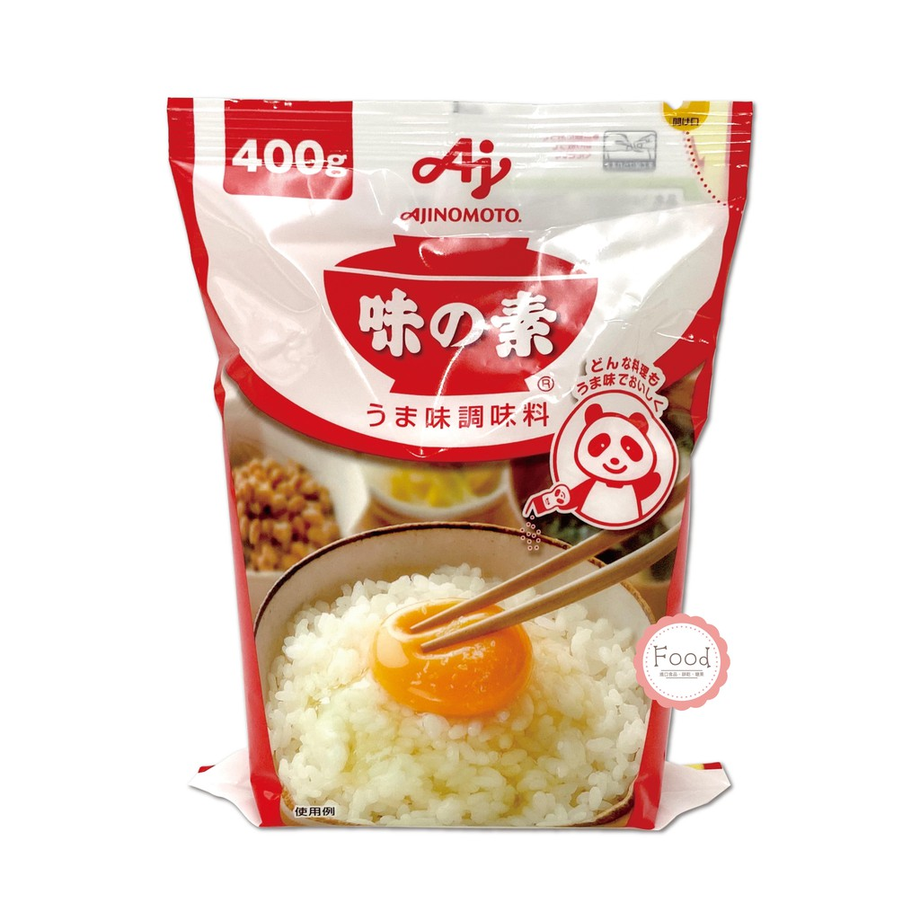 日本 味之素 蔬果 味素 400g 調味料 調理包
