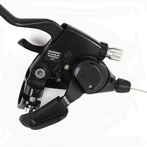 *阿亮單車*Shimano ST-EF65-8R 八速煞車變速合一把手《A90-014》