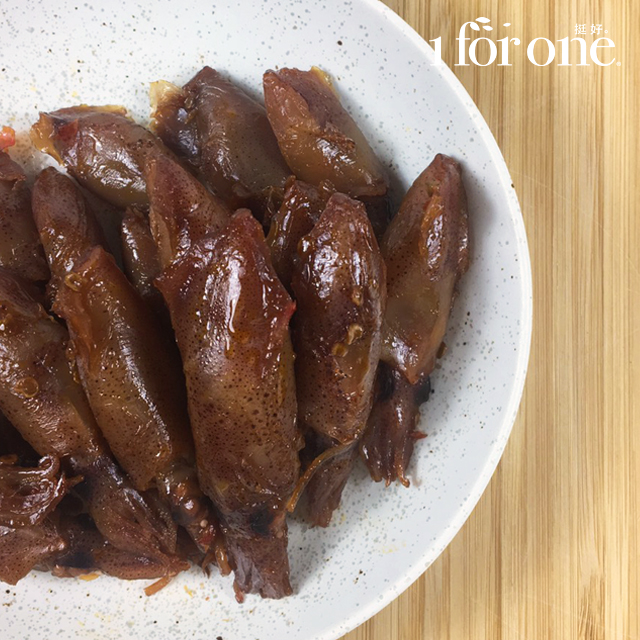【1 for one 挺好】 辣味小卷 120g