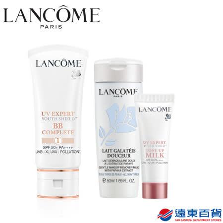【官方直營】Lancôme 蘭蔻 超輕盈UV BB霜SPF50+ PA++++(#01白皙透亮) 30ml