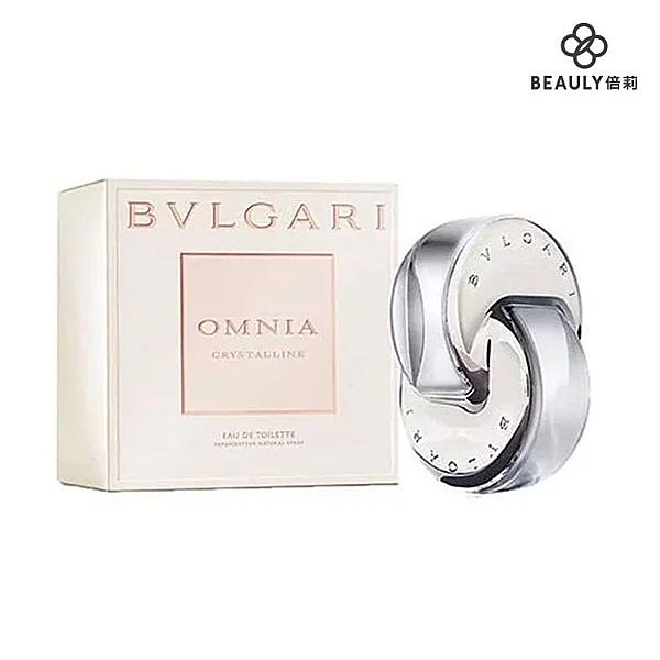 BVLGARI 寶格麗 Crystalline 晶澈女性淡香水 40ml《BEAULY倍莉》
