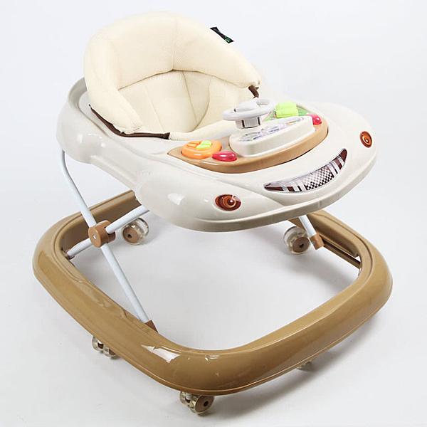 YIPBABY 汽車造型 學步車/螃蟹車 【六甲媽咪】