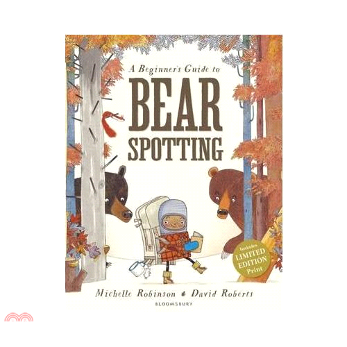 A Beginner's Guide to Bearspotting【三民網路書店】(精裝)[5折]
