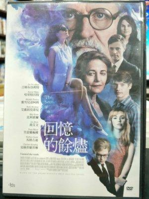 挖寶二手片-P76-005-正版DVD-電影【回憶的餘燼】-美味情書導演(直購價)