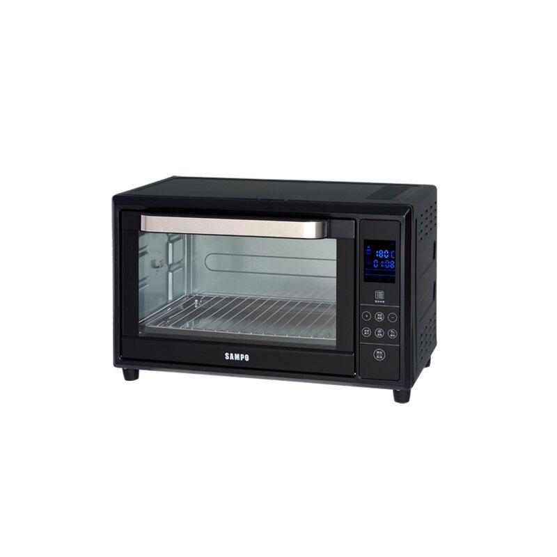 【領券折200】【福利品】SAMPO聲寶 35L 微電腦觸控式電烤箱 KZ-SF35F