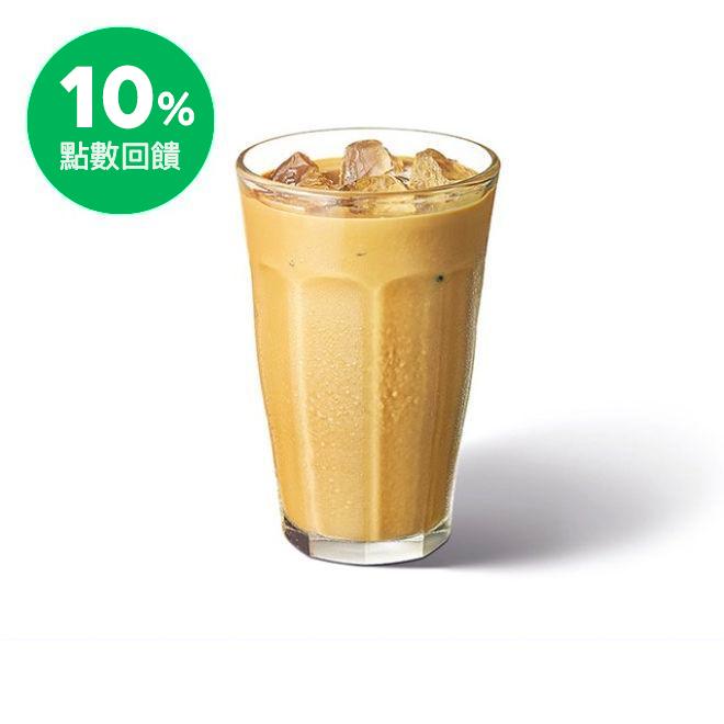 [麥當勞10%回饋] 麥當勞 冰阿薩鮮奶茶(中)即享券