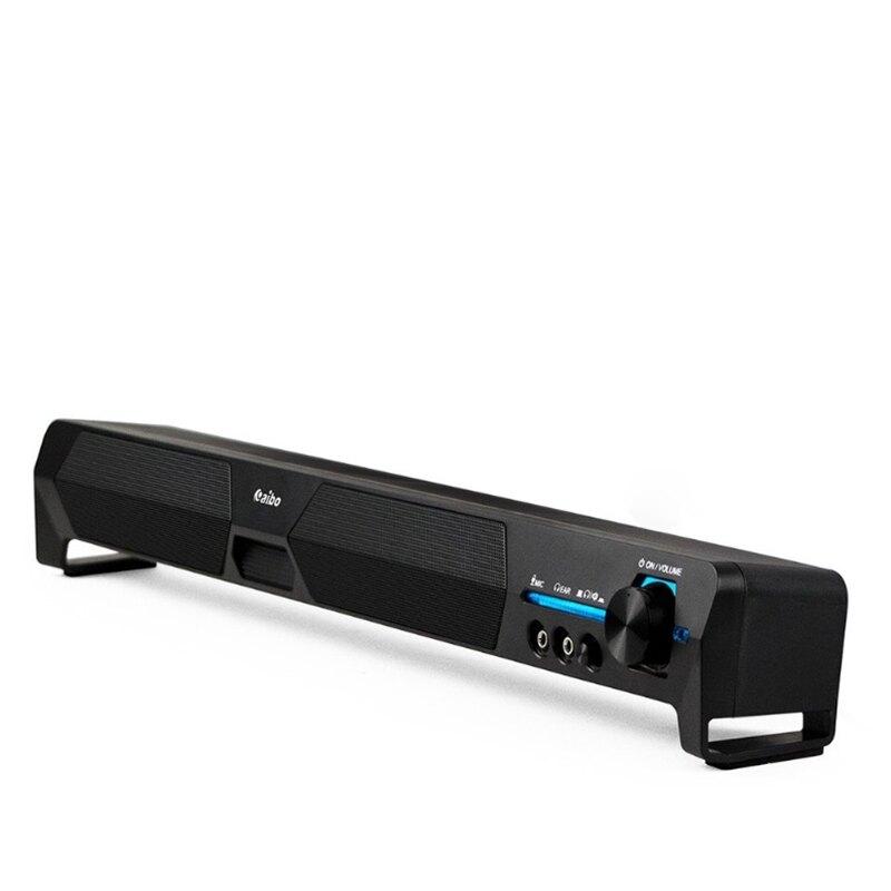 aibo LA101 USB家庭劇院 單件式雙聲道立體聲喇叭 音箱 音響 喇叭 家電影音【L0003】