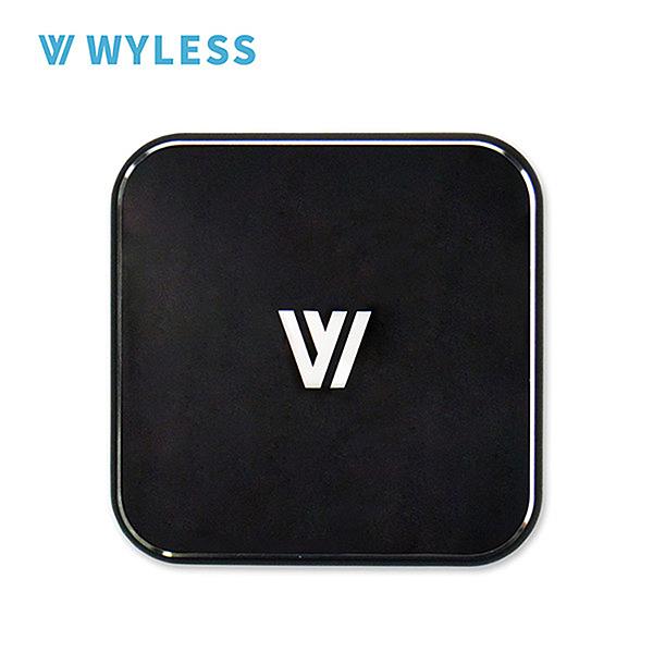 Wyless qi 10W 鏡光無線快充充電板 WYF-001黑 WYF-002白