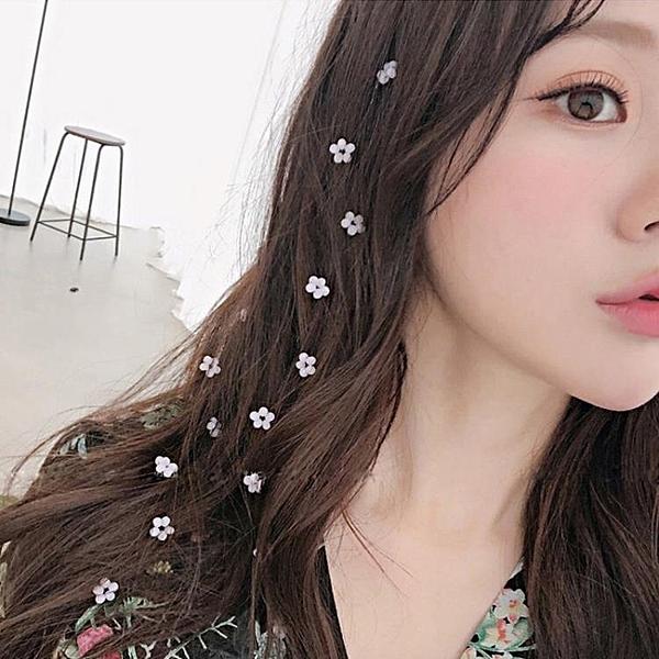 髮飾頭飾日系粉色髪繩【星際小舖】