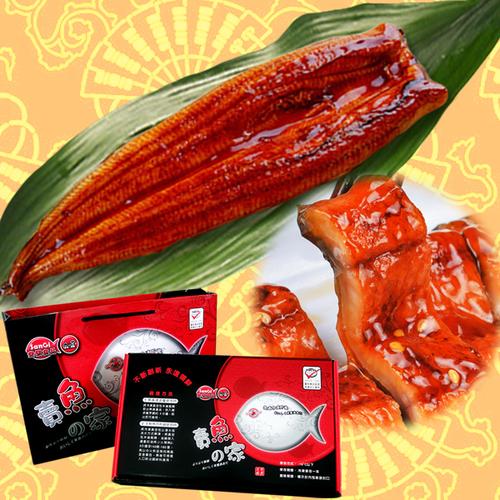 【老爸ㄟ廚房】日式風味蒲燒鰻魚禮盒5盒組(170G/3尾組)